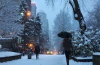 داستان صوتی انگلیسی First Snow Fall