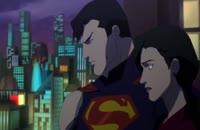 دانلود زیرنویس فارسی انیمیشن The Death of Superman 2018