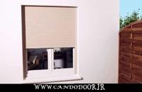 کرکره امنیتی پنجره