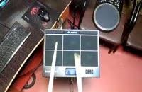 سمپل کونگا کلاسیک برای پرکاشن آهنگ حمید اصغری جعبه