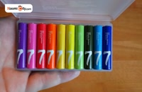 باتری نیم قلمی آلکالاین شیائومی مدل ZI7