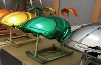 دستگاه ابکاری کروم ایلیا کروم 02156573155