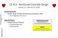 041083 - طراحی سازه بتنی سری سوم