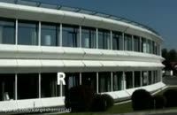 Kiefer Technic Showroom ساختمانی اداری با نمای متحرک
