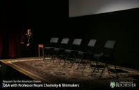 Noam Chomsky & Filmmakers: Q&A for Requiem for the American Dream 2016