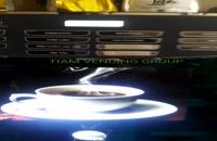 آموزش تهیه اسپرسو با دستگاه وندینگ قهوه تیام وندینگ