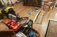 کوک و رگلاژ پیانو ۰۹۱۲۵۶۳۳۸۹۵ استاد کوشا