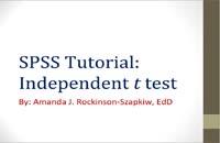 024014 - آموزش SPSS سری دوم