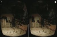 ویدیو سه بعدی فرار از خانه نفرین شده