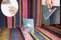 هولدر موبایل ، حلقه نگهدارنده تبلیغاتی ، هولدر گوشی با چاپ اختصاصی