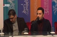 نوید محمدزاده: قطعا سال آینده در جشنواره فجر نخواهم بود
