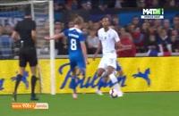 خلاصه بازی: دوستانه: فرانسه ۲-۲ ایسلند