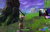 ۳۳کشته در بازی Fortnite در حالت تک نفره
