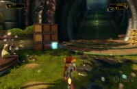 محیط بازی Ratchet & Clank