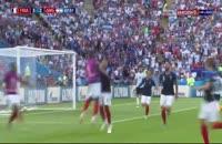 گل چهارم فرانسه به آرژانتین امباپه