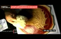 فیلم آموزش حکاکی روی چرم بصورت مرحله به مرحله همراه با الگو