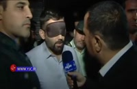 اولین فیلم از مدیرعامل سکه ثامن پس از دستگیری و بازگشت به کشور