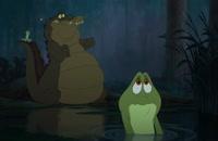 انیمیشن شاهزاده و قورباغه دوبله-The Princess and the Frog 2009