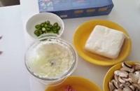 پخت لازانیا با سس سفید
