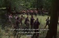 قسمت سوم فصل 8 سریال The Walking Dead مردگان متحرک