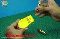 دستگاه پلمپ نایلون پلاستیک کیسه فریزر قابل حمل