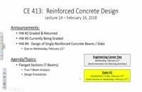 041084 - طراحی سازه بتنی سری سوم
