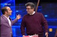 گفتگوی دیدنی و خنده دار حسن ریوندی با رضا رشیدپور برنامه حالا خورشید