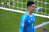 سوپر سیو بیرانوند روی شوت عمانیها | جام ملت های آسیا 2019