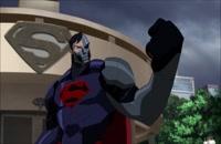 تریلر انیمیشن Reign of the Supermen 2019