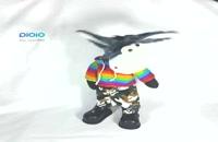 عروسک رقاص مدل الاغ | pioio