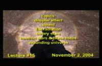 007109 - فیزیک: 3.موج و ارتعاش (Walter Lewin)