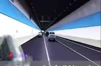 چین در حال ساخت بزرگترین و عریض ترین تونل بزرگراهی خود در زیر آب است