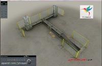 راه اندازی یک خط تولید کارخانه با PLC فتک