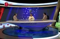 شوخی عادل فردوسی پور با تعویض سید مجید حسینی
