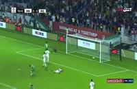 خلاصه بازی فوتبال ایران 0 - عراق 0