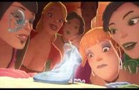 تریلر انیمیشن Cinderella The Cat