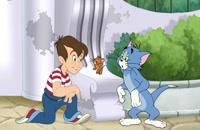 انیمیشن تام و جری و لوبیای سحر آمیز دوبله فارسی