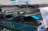 دستگاه نگین چین اتومات چند قالبه
