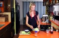 آموزش آشپزی بین المللی با هایلا در wWw.118file.com