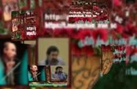 چقدر پنجره را بیبهار بگذاری : شاعرسعید بیابانکی با دکلمه ی  علی محمدی