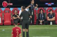 خلاصه بازی ایران و پرتغال در جام جهانی 2018