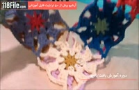 فیلم آموزش بافت پانچو دخترانه-www.118file.com