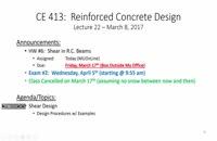 041056 - طراحی سازه بتنی سری دوم