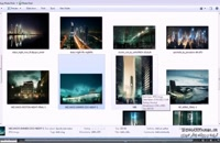 ویدئو آموزشی نورپردازی فضای خارجی شب vray 3ds max فارسی