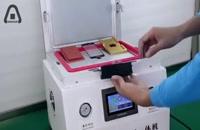 آموزش کار با دستگاه لمینت all in one