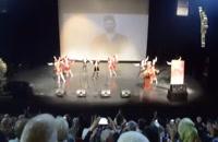 بزرگداشت معجز شبستری در تهران با رقص آذری کودکان آیلان