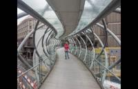 02126207536 پوشش سایبان پل هوائی پوشش سایبان پل عابر پوشش سقف پل هوائی عابر پیاده پوشش گذرگاه عابر پیاده
