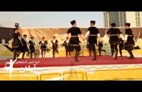 رقص بومی محلی آذربایجانی گروه آیلان - جشنواره آیینی سنتی - خلاصه اجراهای روز دوم