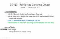 041057 - طراحی سازه بتنی سری دوم