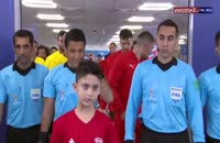 صحبت های فغانی با کاپیتان های دوتیم برزیل-صربستان
